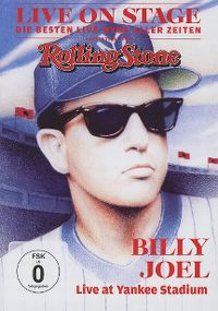 Cover Billy Joel - Live At Yankee Stadium [DVD]